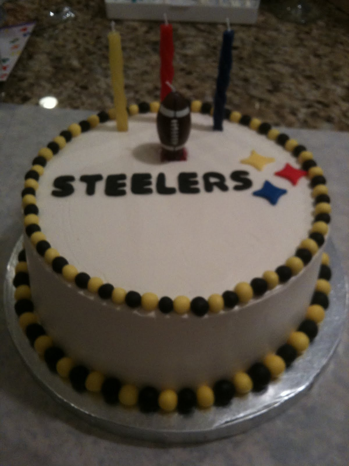 pittsburgh steelers birthday cakes