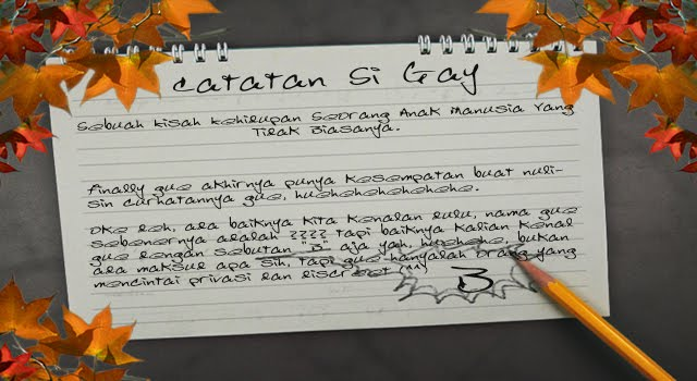 Catatan Si Gay