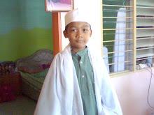 Zufri Adam, 8 tahun