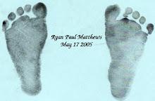 Ryan Paul Matthews 4years old