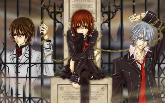 vampire knight wallpaper. Vampire Knight Wallpapers