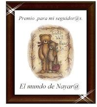 Premio por Nayara