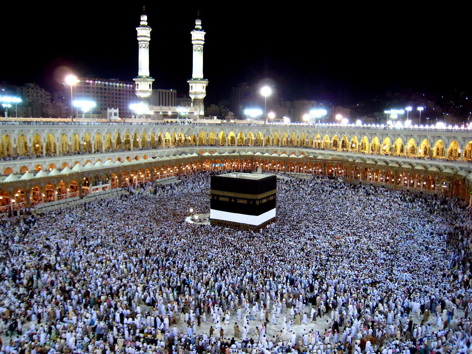 foto Selamat Menunaikan Ibadah Haji dan Umrah 1433H / 2012 Masihi