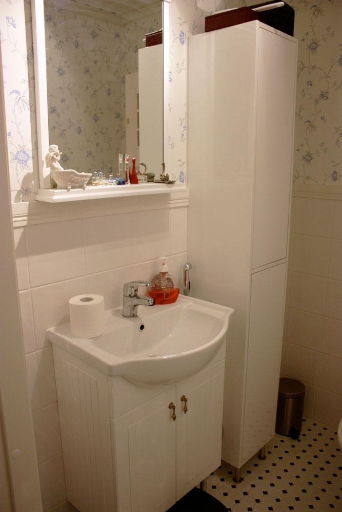 Rauhalan Rakentajat Viikko asuttu ja kokemus wc pöntöstä