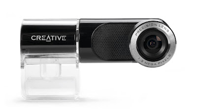 Creative Live Cam Notebook Ultra Webcam