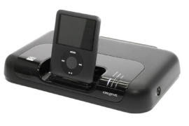 Creative's Apple iPod Xdock HD