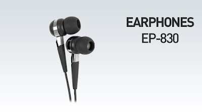 Creative EP-830 In-ear Earphones