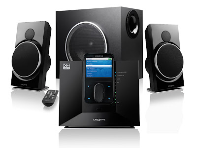Creative X-Fi Z600 Sound System for Zen