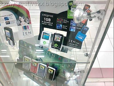 Creative Store Plaza Singapura