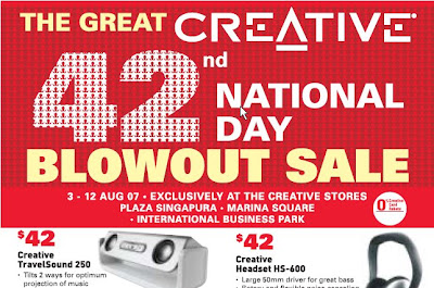 Creative National Day Sales