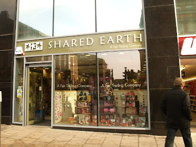 Shared Earth Shop Leeds Woodhouse Lane
