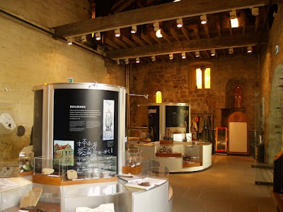 Kirkstall Abbey Leeds visitor Centre