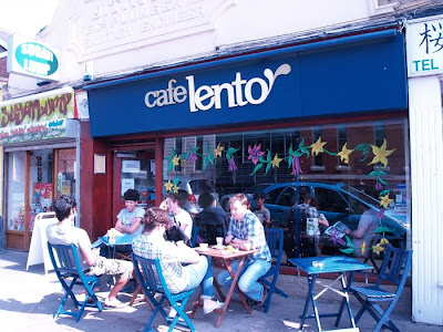 Cafe Lento Headingley leeds