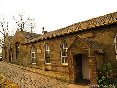School Haworth Charlotte Bronte