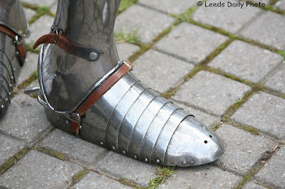 Footwear Knight Leeds Armour