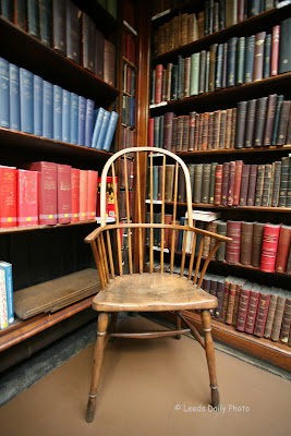 The Leeds Library Chair