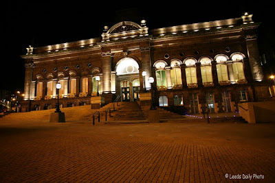 Leeds City Museum Night