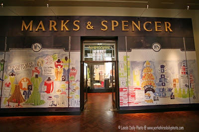 Marks and Spencer in Time Leeds