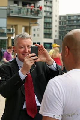 Hilary Benn MP Leeds