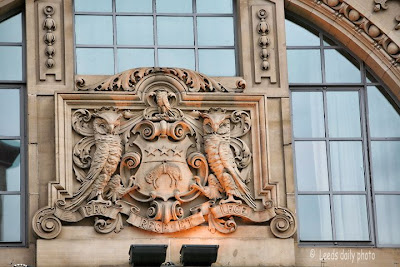 Leeds coat of arms Malmaison hotel
