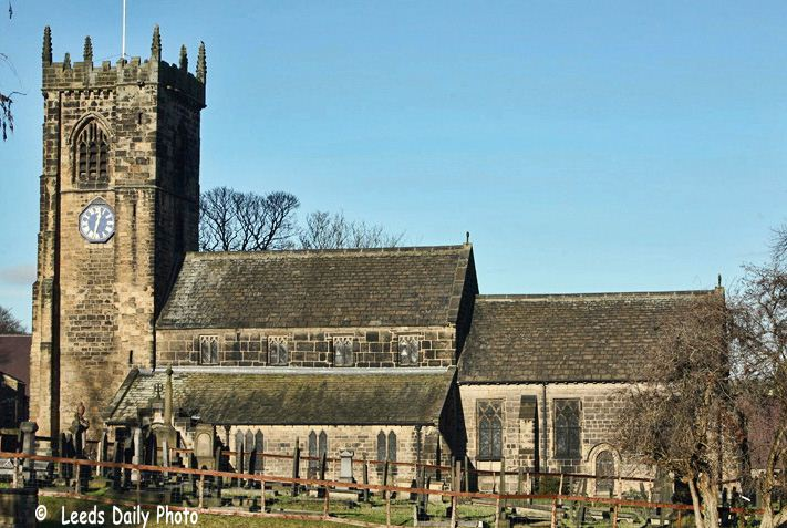 Church Saint Wilfrid Calverley