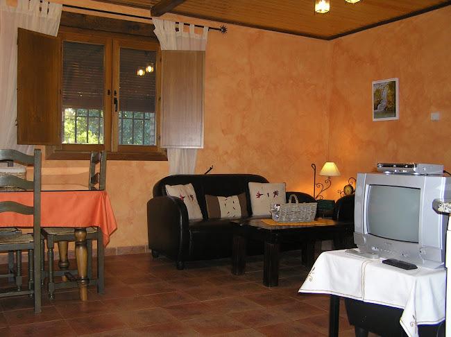 Casa rural bajo los huertos zaragoza - Casa rural huermeda ...