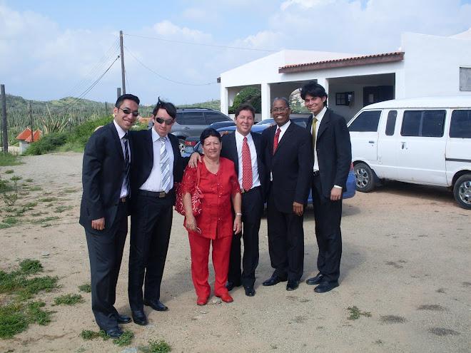 """Gira """"Mi Tributo"""" Aruba 2008"""
