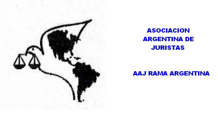 A.A.J. - Rama Argentina  de la Asociación Americana de Juristas