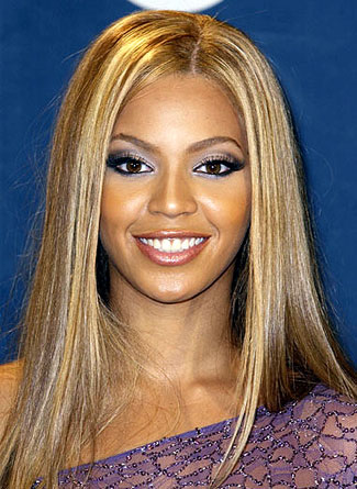beyonce without makeup