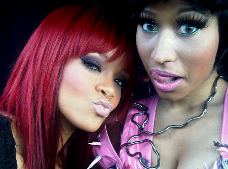 Much wanted and anticipated a video featuring both Rihanna and Nicki