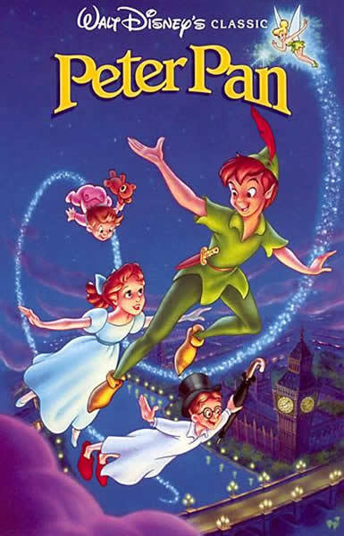 C?u B� Bay Peter Pan - Peter Pan