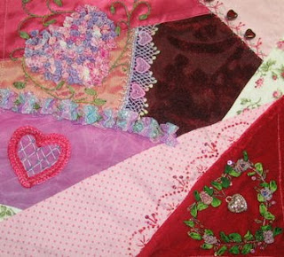 CRAZY QUILTING INTERNATIONAL: New 2 Group RR