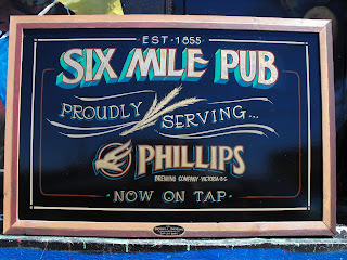 traditional signage dobell designs phillips brewery