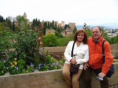 Marga y Alfonso