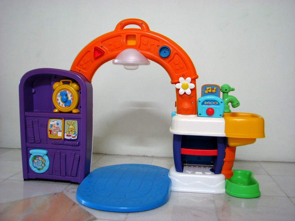 sold gallery fisher price laugh learn 2 in 1 learning kitchen