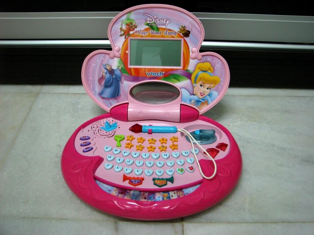 Kiddy Parlour Sold Gallery Vtech Disney Princess Magic