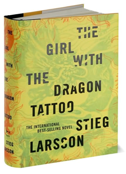 the girl with the dragon tattoo book cover