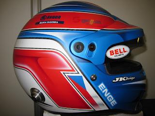 Young Driver AMR DBR9 Tomas Enge