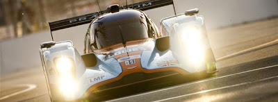Long Beach Aston Martin Racing LMP Pole