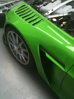 Aston Martin V12 Vantage GT