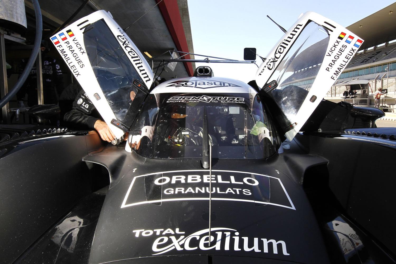 inaugural Le Mans Series