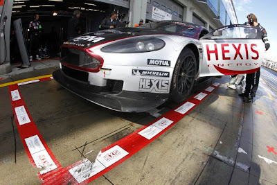 HEXIS AMR up to fourth place in the World Championship