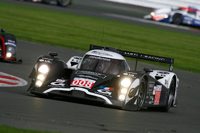 Signature Plus: LMS 2010 vice champions after fighting to sixth at Silverstone