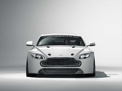 Aston Martin Vantage GT4 Revised for 2011