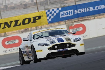 HMR: Aiming for a 2nd consecutive class win at the 24 Hours of Dubai