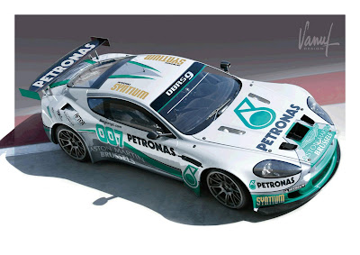 Barwell Motorsport: Petronas backing for Barwell's assault on Belcar title & Spa 24 Hours
