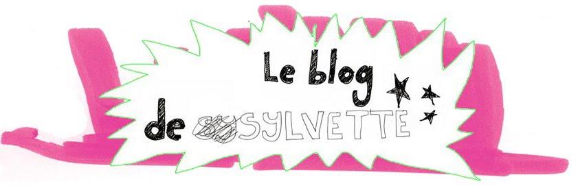 le blog de sylvette