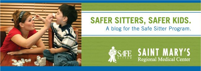 Saint Mary's Safe Sitters