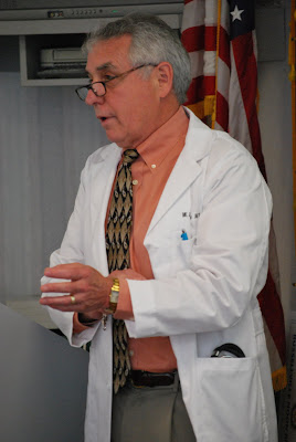"May's ""Lunch With Your Doctor"" featuring Dr. Robert Thurlby"
