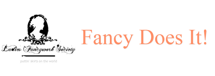 Fancy Does It!